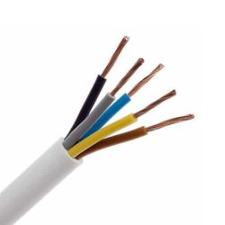 MT 5x1,5mm2 insulated twisted copper cable H05VV-F